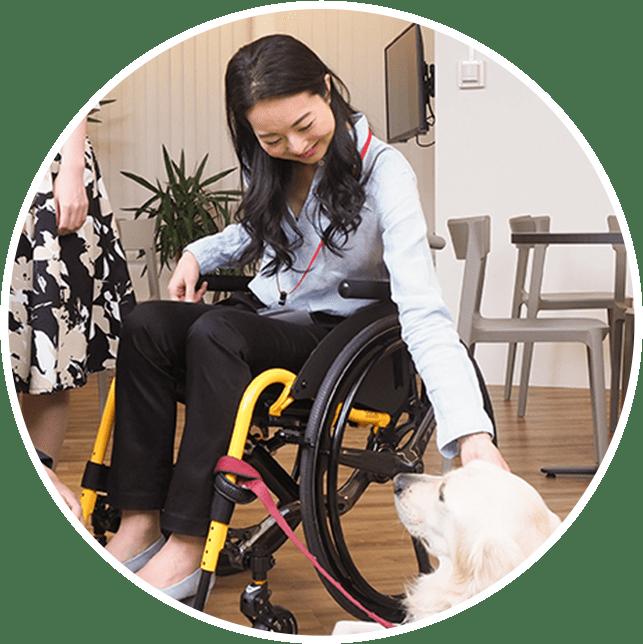 介護認定者・障がいを持つ方に ふれあい便